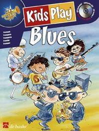 Kids Play Blues - Jong Klass de / Kastelein Jaap - laflutedepan.com