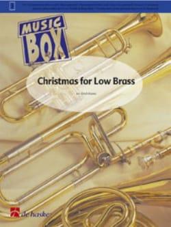 Christmas for low brass - music box - Noël - laflutedepan.com