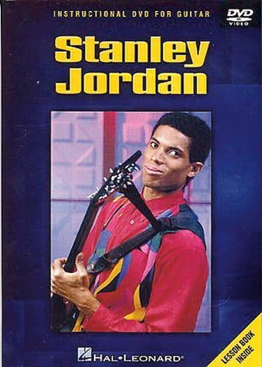 DVD - Stanley Jordan - Stanley Jordan - Partition - laflutedepan.com