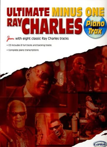 Ultimate Minus One - Piano Trax - Ray Charles - laflutedepan.com