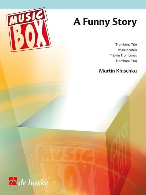 A funny story - music box - Martin Klaschka - laflutedepan.com