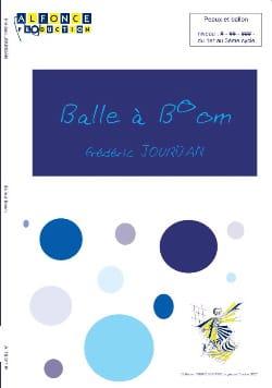 Balle A Boom - Frédéric Jourdan - Partition - laflutedepan.com