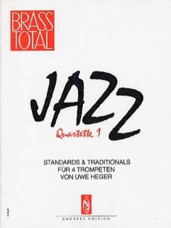 Jazz Quartette 1 - Partition - Trompette - laflutedepan.com