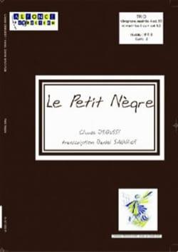 Le petit nègre - DEBUSSY - Partition - laflutedepan.com
