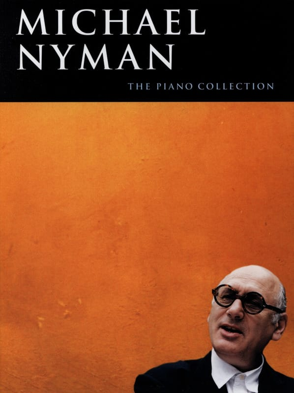 Michael Nyman - The Piano Collection - Partition - di-arezzo.it