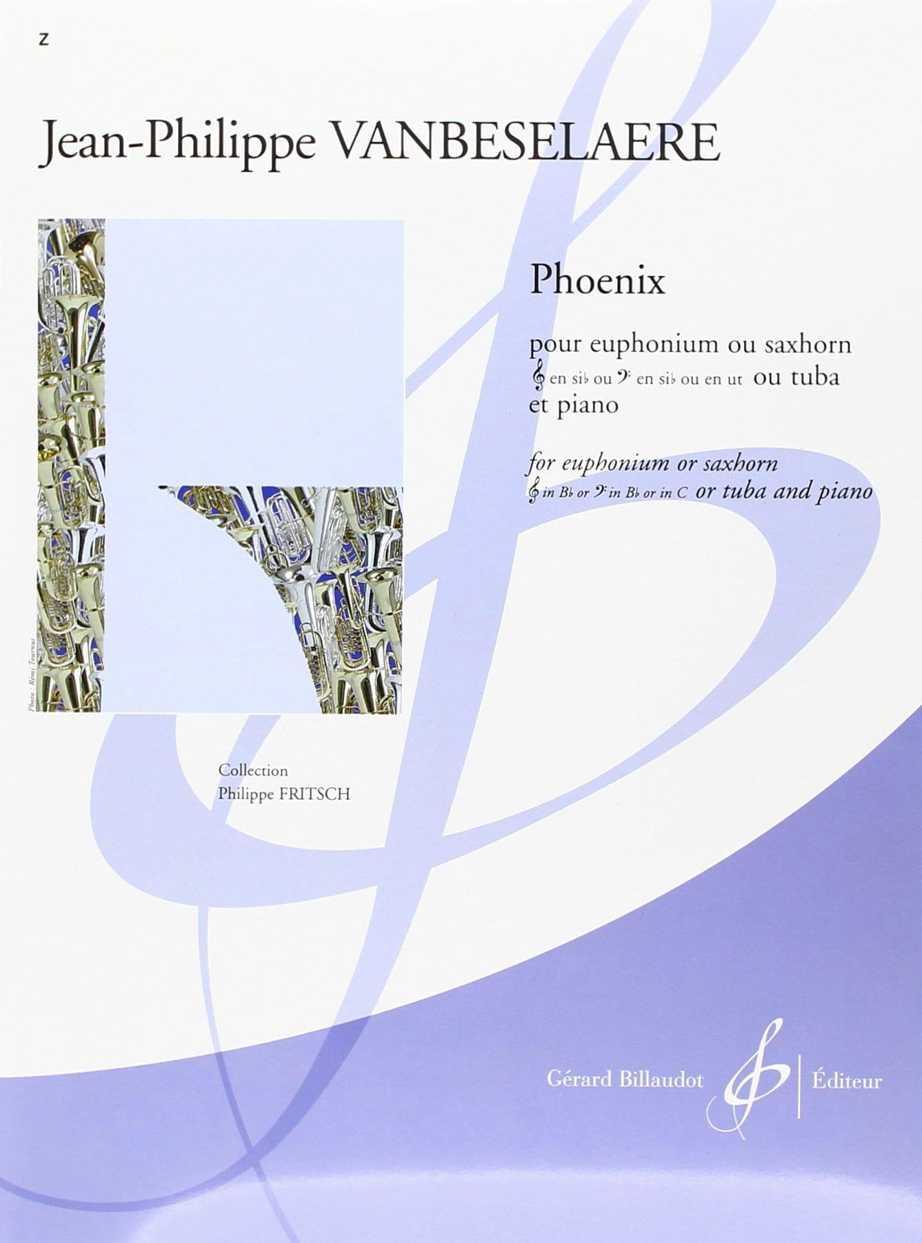 Jean-Philippe Vanbeselaere - Phoenix - Partition - di-arezzo.com