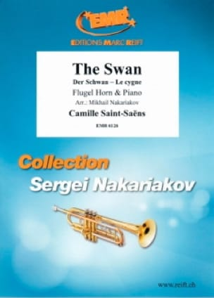 Camille Saint-Saëns - The Swan The Swan - Partition - di-arezzo.co.uk