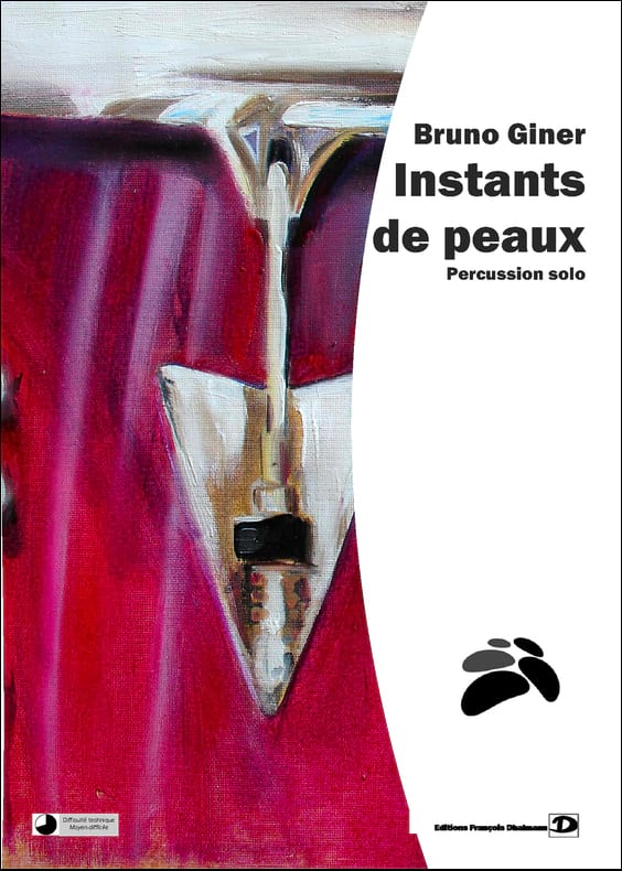 Bruno Giner - Instants of skins - Partition - di-arezzo.com