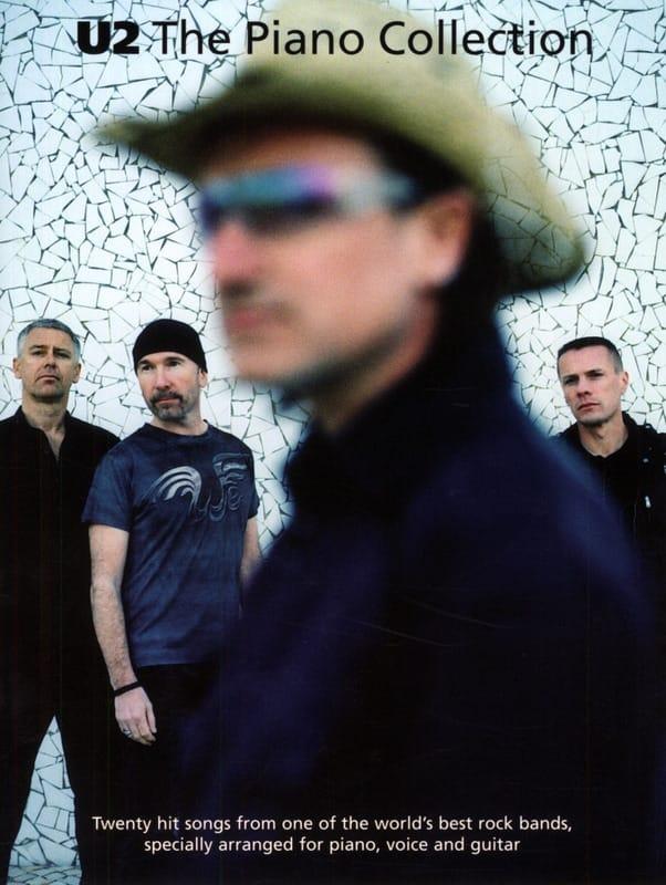 U2 - U2 The Piano Collection - Partition - di-arezzo.co.uk