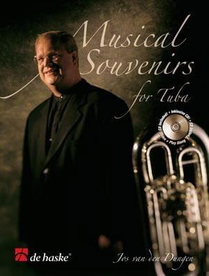 Musical Souvenirs For Tuba Ut - Den Dungen Jos Van - laflutedepan.com