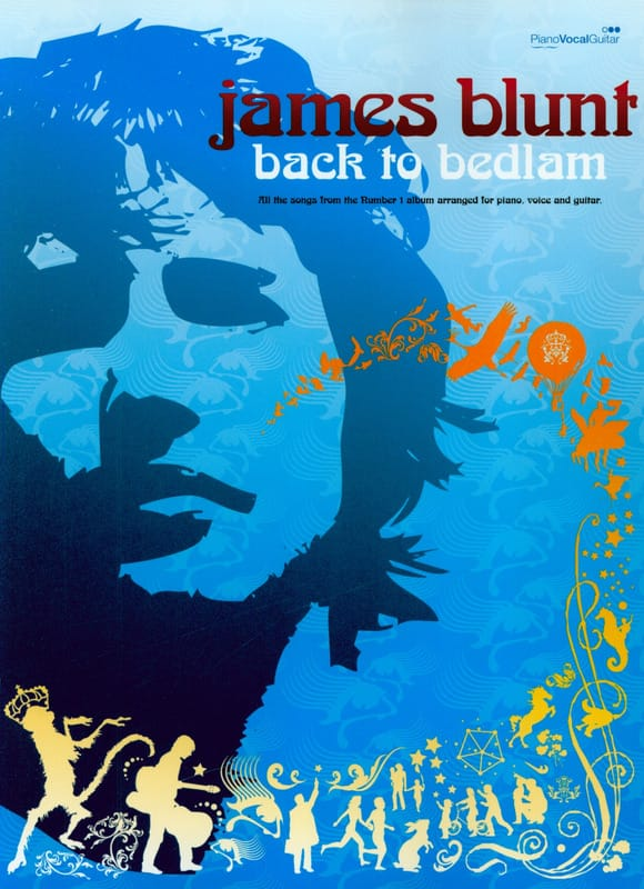 James Blunt - Back To Bedlam - Partition - di-arezzo.co.uk