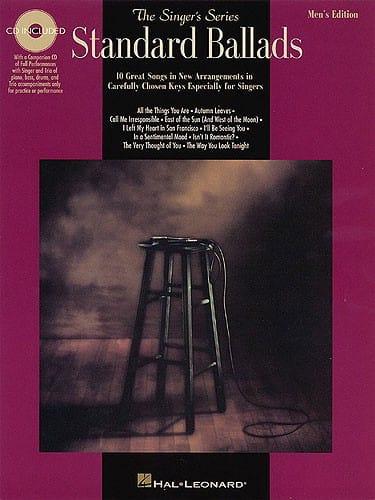 Standard Ballads - Men - Partition - Jazz - laflutedepan.com