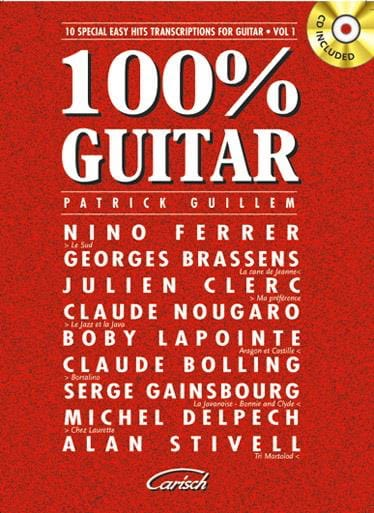 - 100% Guitar Volume 1 - Partition - di-arezzo.com