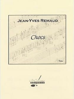 Chocs - Jean-Yves Remaud - Partition - Tuba - laflutedepan.com