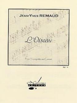 L' Oiseau - Jean-Yves Remaud - Partition - laflutedepan.com