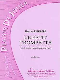 Maurice Philibert - The Little Trumpet - Partition - di-arezzo.com