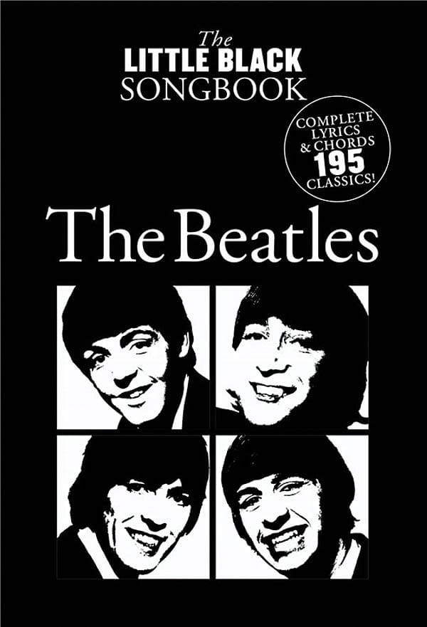 BEATLES - The Little Black Songbook - Partition - di-arezzo.co.uk