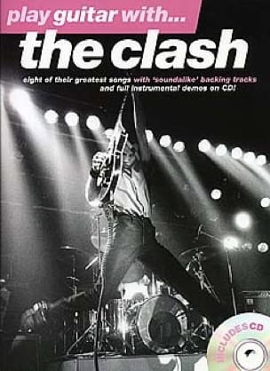 Play Guitar With... The Clash - The Clash - laflutedepan.com