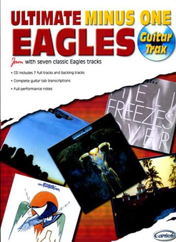 Eagles - Ultimate Minus One - Guitar Trax - Partition - di-arezzo.fr