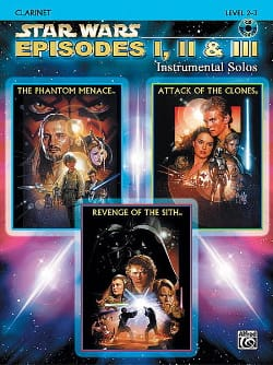 John Williams - Episodi di Star Wars 1, 2 - 3 - assoli strumentali - Partition - di-arezzo.it