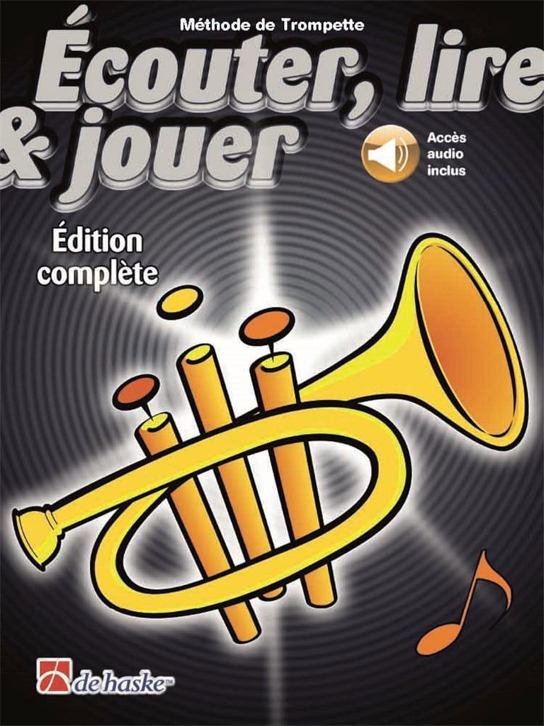 Ecouter Lire et Jouer - Méthode de trompette - Edition complète - laflutedepan.com