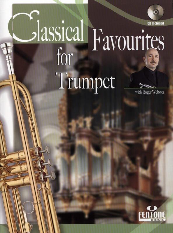 Classical Favorites For Trumpet - Partition - laflutedepan.com