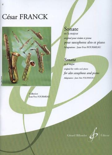 César Franck - Sonata In The Greater Violin - Partition - di-arezzo.co.uk