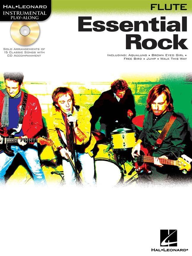 Essential Rock - Partition - Flûte traversière - laflutedepan.com