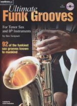 Ultimate Funk Grooves - Ben Tompsett - Partition - laflutedepan.com