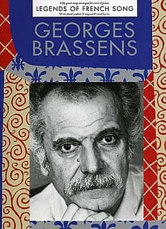 Georges Brassens - Legends Of French Song - Partition - di-arezzo.co.uk