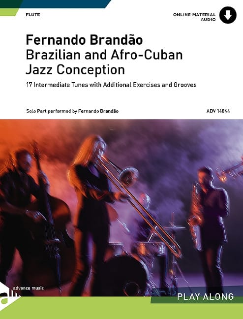 Fernando Brandao - Brazilian And Afro-Cuban Jazz Design - Partition - di-arezzo.com