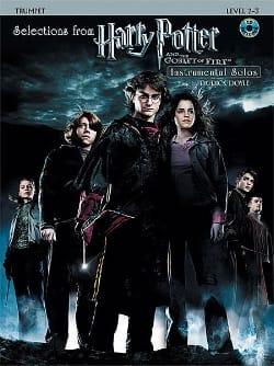 Harry Potter et la Coupe de Feu - Patrick Doyle - laflutedepan.com