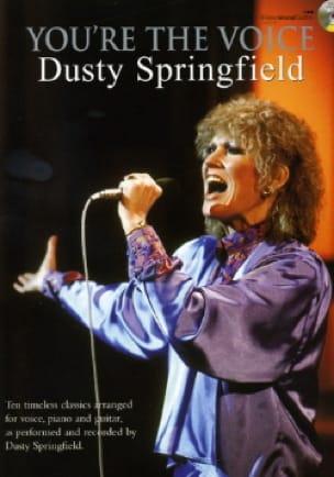 You're The Voice - Dusty Springfield - Partition - laflutedepan.com