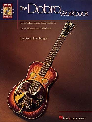 The Dobro Workbook - David Hamburger - Partition - laflutedepan.com