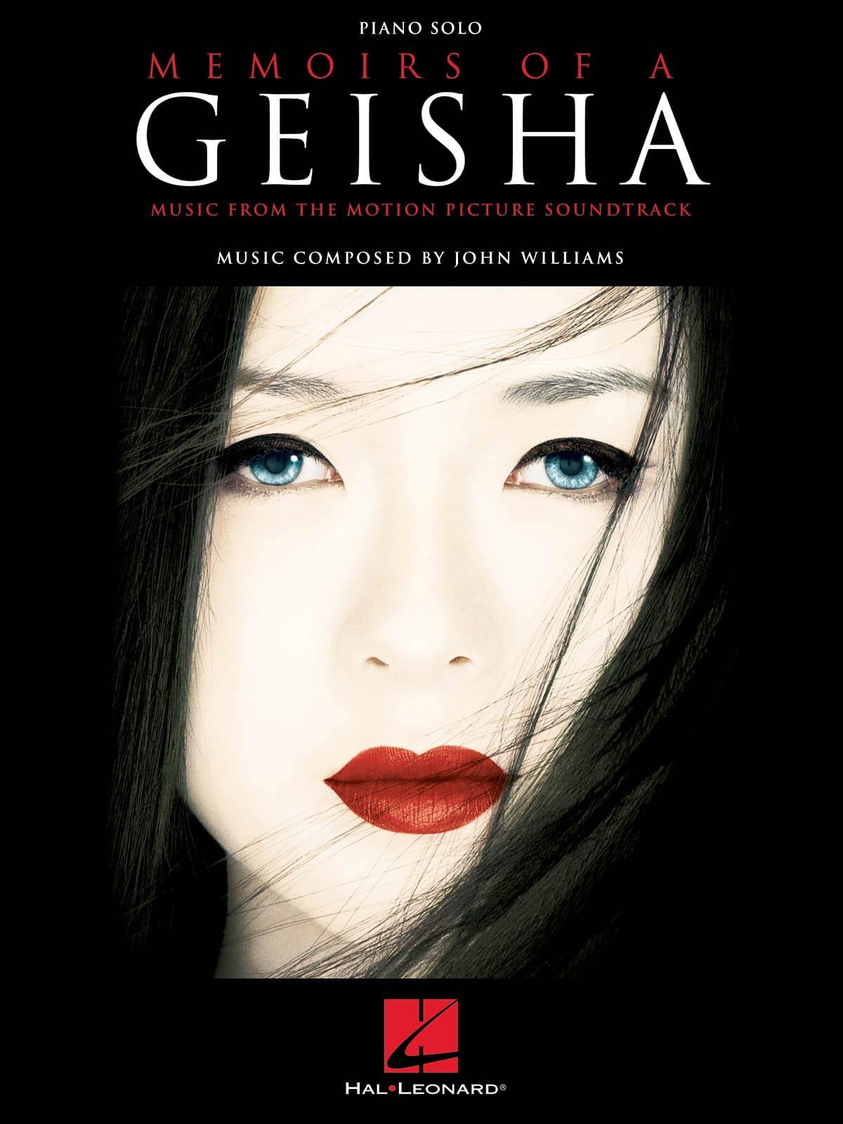 Mémoires d'une Geisha - John Williams - Partition - laflutedepan.com