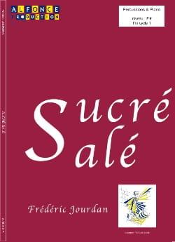 Sucré Salé - Frédéric Jourdan - Partition - laflutedepan.com