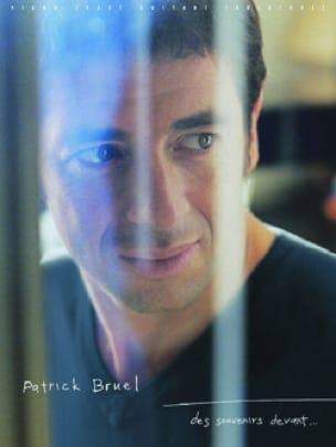 Patrick Bruel - Recuerdos antes ... - Partition - di-arezzo.es