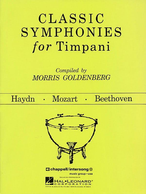 - Sinfonias clásicas para timbales - Partition - di-arezzo.es