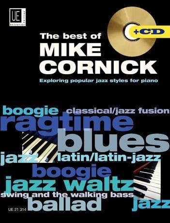 Mike Cornick - The Best Of Mike Cornick - Partition - di-arezzo.co.uk