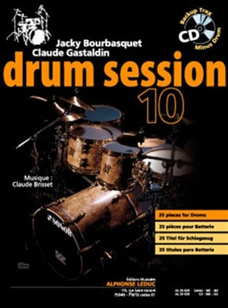 Drum session 10 - laflutedepan.com