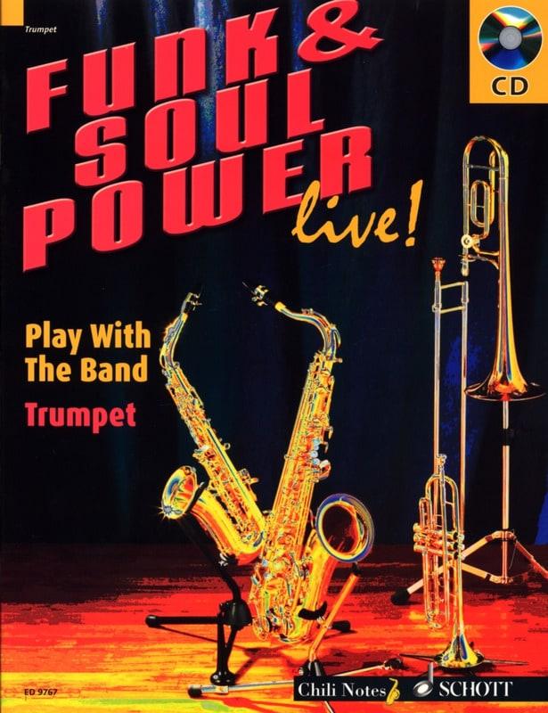 Gernot Dechert - Funk - Soul Power Live - Partition - di-arezzo.com