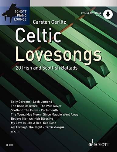 Celtic Lovesongs - Partition - Musique du monde - laflutedepan.com