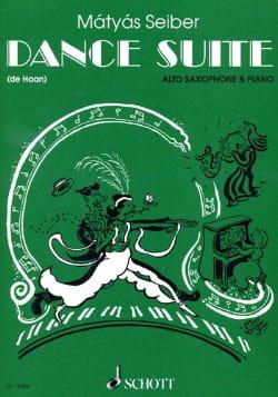 Dance Suite - Matyas Seiber - Partition - Trompette - laflutedepan.com
