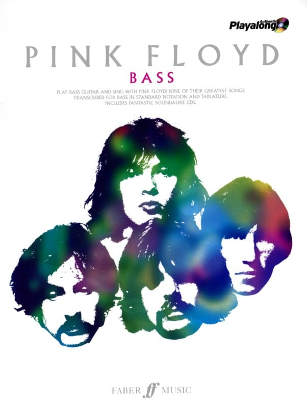 Pink Floyd - Authentic Playalong Pink Floyd - Partition - di-arezzo.com