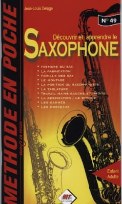 Découvrir et Apprendre le Saxophone - laflutedepan.com