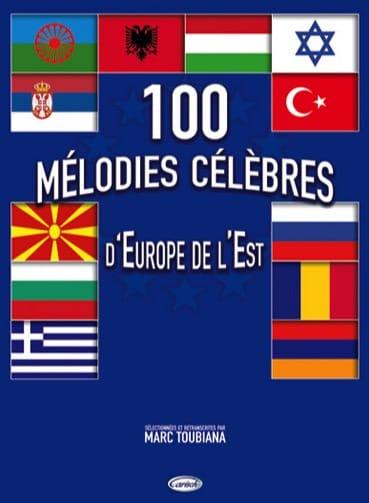100 Mélodies Célèbres D' Europe de L' Est - laflutedepan.com