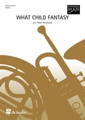 What Child Fantasy - Partition - laflutedepan.com