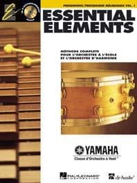 - Essential Elements. Percussions Mélodiques Volume 1 - Partition - di-arezzo.fr