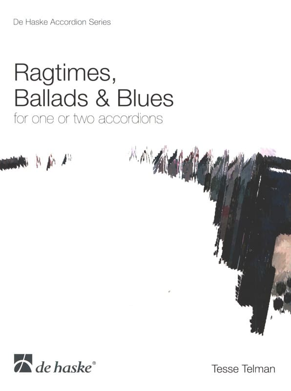 Ragtimes, Ballads And Blues For One or Two Accordions - laflutedepan.com