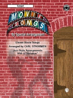 Movie Songs By Special Arrangements - Partition - laflutedepan.com